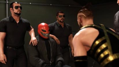 WWE 2K19 - MyCAREER-traileri