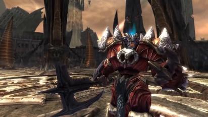 Darksiders: Warmastered Edition - Switch-julkistustraileri