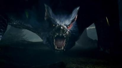 Monster Hunter: World - Iceborne - julkaisupäivän traileri