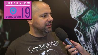 Chernobylite - Wojciech Pazdur haastattelussa