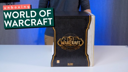 World of Warcraft - 15 Year Anniversary Edition Unboxing