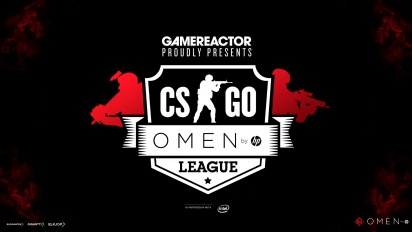 Gamereactor Nordic CS:GO League - Season3 Finals - Slackboys vs. SJK eSports