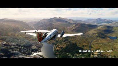 Microsoft Flight Simulator - United Kingdom & Ireland World Update Traileri