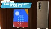 Nopea katsaus - Samsung Galaxy Z Fold3