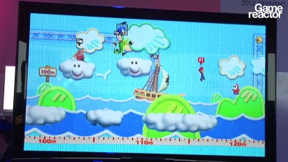 E3 11: Mario & Sonic at the London 2012 Olympic Games -pelikuvaa