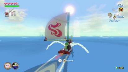 The Legend of Zelda: The Wind Waker HD - Trailer