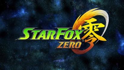 Star Fox Zero - Nintendo Direct Trailer