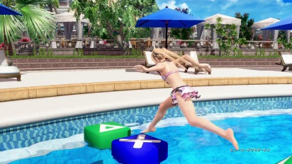 Dead or Alive Xtreme 3 - Marie Rose Japanese Trailer