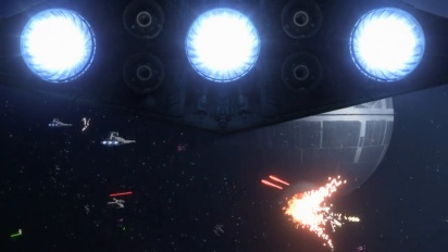 Star Wars Battlefront - Death Star Teaser Trailer