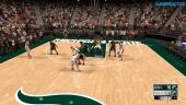 NBA 2K17 - Collage Match -pelikuvaa