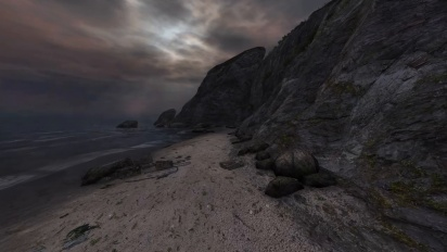 Dear Esther PS4 -pelikuvaa