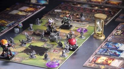 League of Legends - Mechs VS Minions Board Game Announcement Trailer