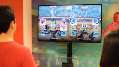 ARMS - Nintendo Switch -pelikuvaa - Combat 2