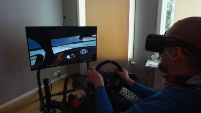 Project Cars 2 -simulaattori