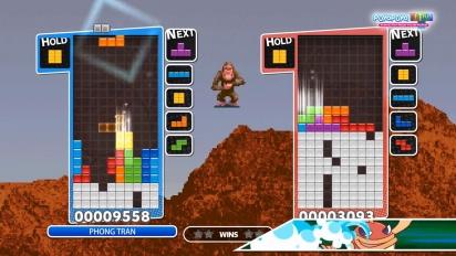 Puyo Puyo Tetris - T-Spin Methods -opastus
