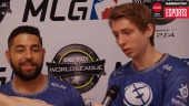 CWL Anaheim 2017 - Anthony 'NAMELESS' Wheeler and Colt 'Havok' McLendon