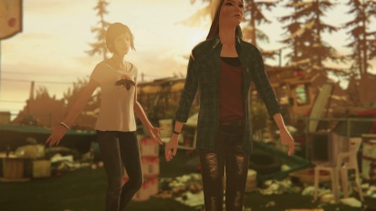 Life is Strange: Before the Storm - Gamescom -julkaisutraileri