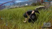 Final Fantasy XV - pidennettyä PC-pelikuvaa
