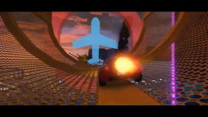 Grand Theft Auto V - Transform Races -traileri