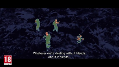 Ghost Recon: Wildlands - The Legend of the Predator -traileri