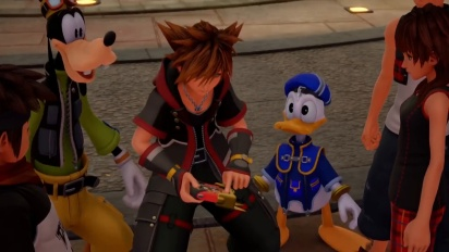 Kingdom Hearts III - Classic Kingdom -traileri