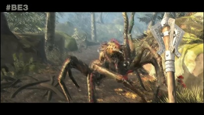Elder Scrolls: Blades - Bethesda E3 2018 -julkistus