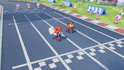Super Mario Party - julkaisutraileri