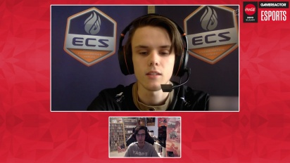 ECS Season 6 Finals - REZ haastatelussa