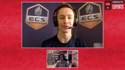 ECS Season 6 Finals - CadiaN haastattelussa