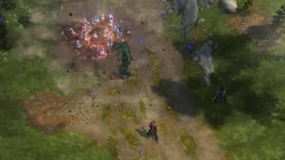 Pathfinder: Kingmaker -  Arcane Unleashed DLC -traileri