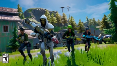 Fortnite Chapter 2 - Season 1 - Battle Pass Gameplay -traileri