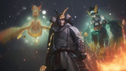 Nioh 2: The Tengu's Disciple - DLC Traileri