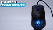 Nopea katsaus - ROCCAT Burst Pro