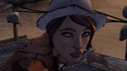 Tales from the Borderlands - uudelleenjulkaisun traileri