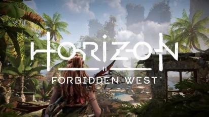 Horizon Forbidden West - Pre-order Traileri
