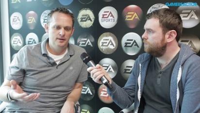 FIFA 14 - Tuottajan haastattelu uudesta sukupolvesta