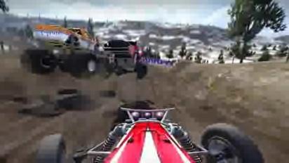 MX vs ATV: Untamed - Dusty Trails Gameplay