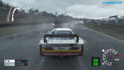 Project CARS - BMW 320 Turbo Group 5 - Gameplay PS4