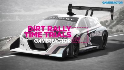 Dirt Rally Time Trials -kisan live stream - osa 1