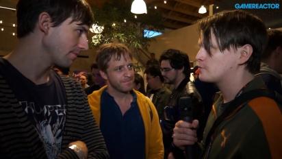 Thumper - Marc Flury & Brian Gibson -videohaastattelu