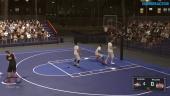 NBA 2K17 - Blacktop-pelikuvaa