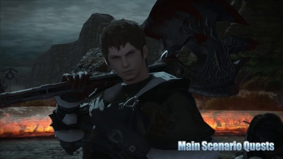 Final Fantasy XIV - Patch 3.4 Soul Surrender -traileri