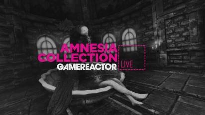 GR Liven uusinta: Amnesia Collection