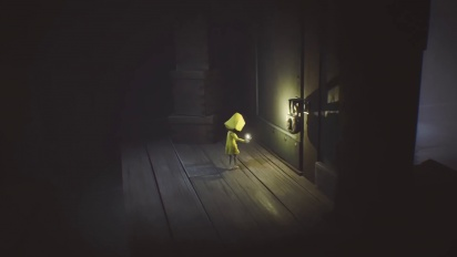 Little Nightmares - pelikuvatraileri