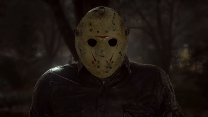 Friday the 13th: The Game - julkaisupäivätraileri