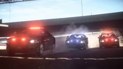 Need for Speed Payback - Gamescom-traileri