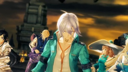 Shining Resonance: Refrain - Western Release Trailer