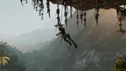 Shadow of the Tomb Raider - Treacherous Traversal