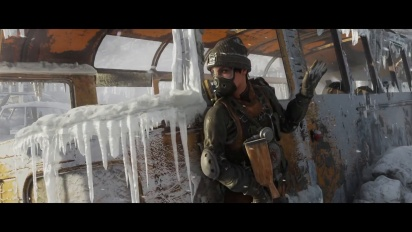 Metro Exodus - Uncovered-traileri