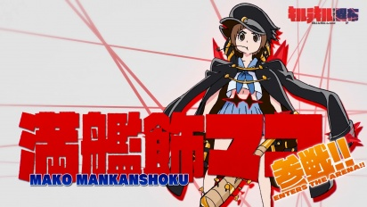 KILL la KILL - IF - englantilainen traileri